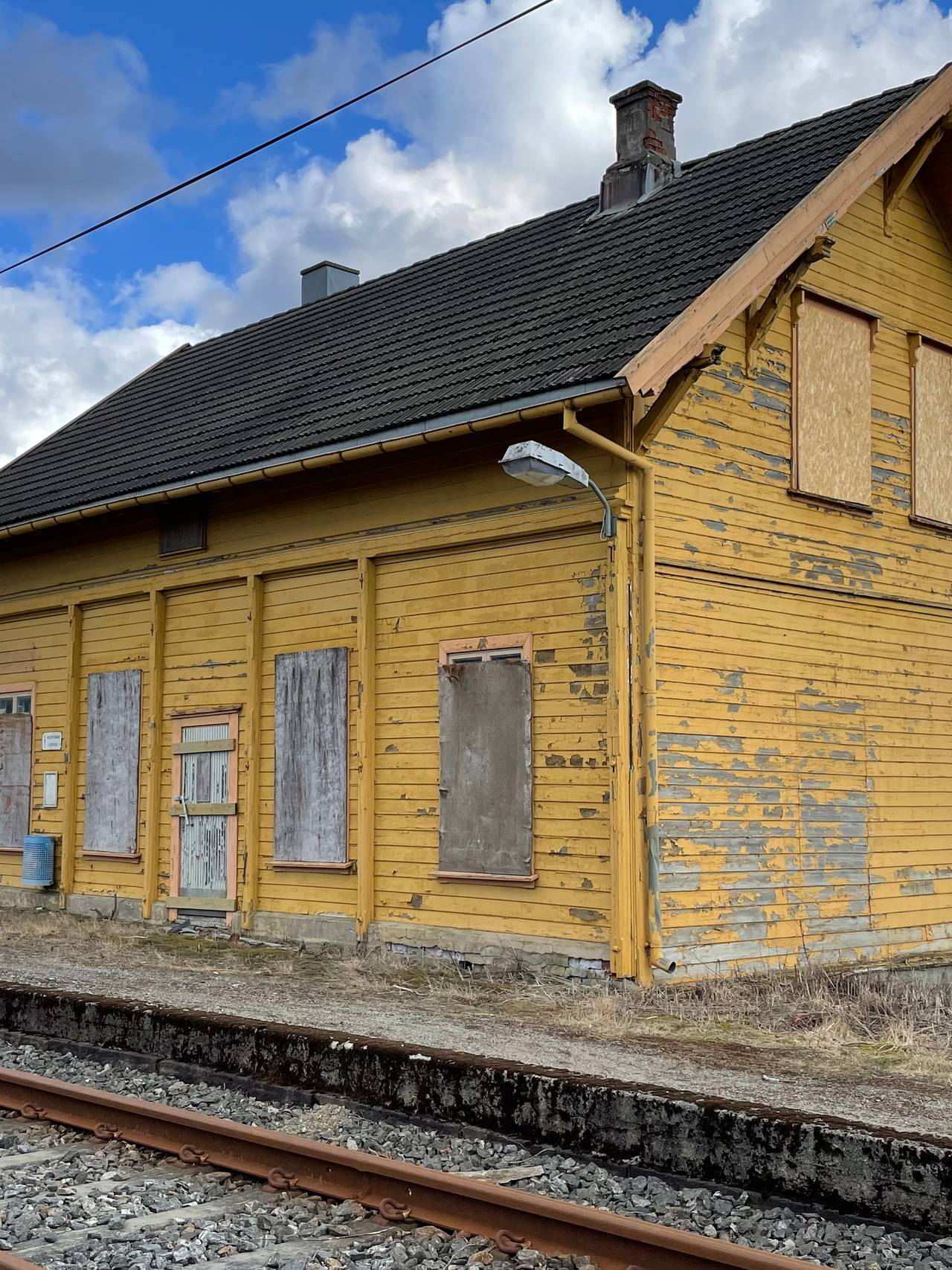 Gautestad stasjon