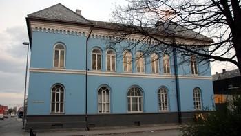 Den jødiske synagogen i Trondheim