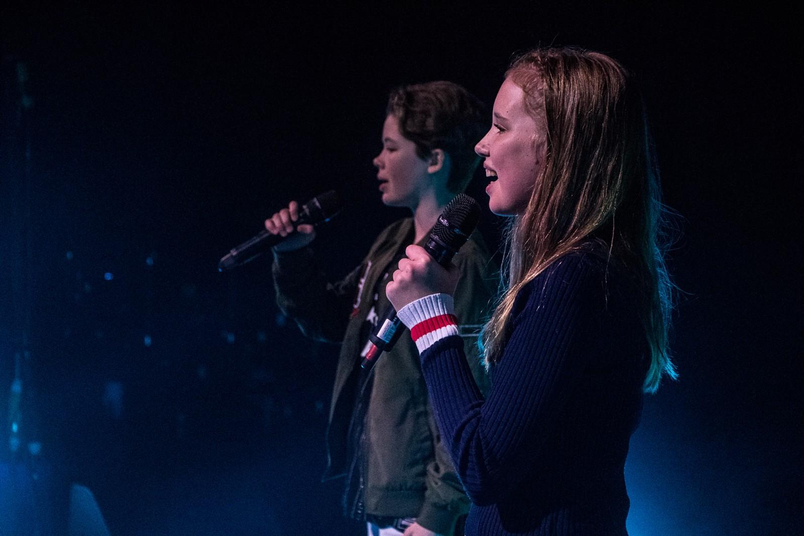 Kine og Emilie - Aurland