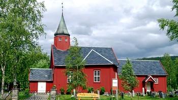 Tydal kirke