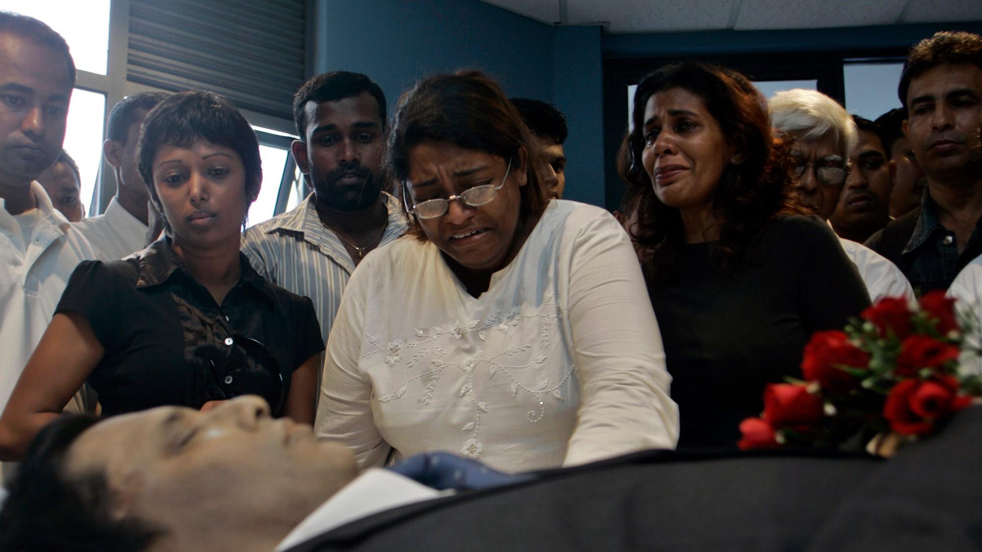 lasantha wickramatunga essay Last thursday, lasantha wickramatunga, who was fifty-two years old and the editor of a sri lankan newspaper called the sunday leader, was assassinated on.
