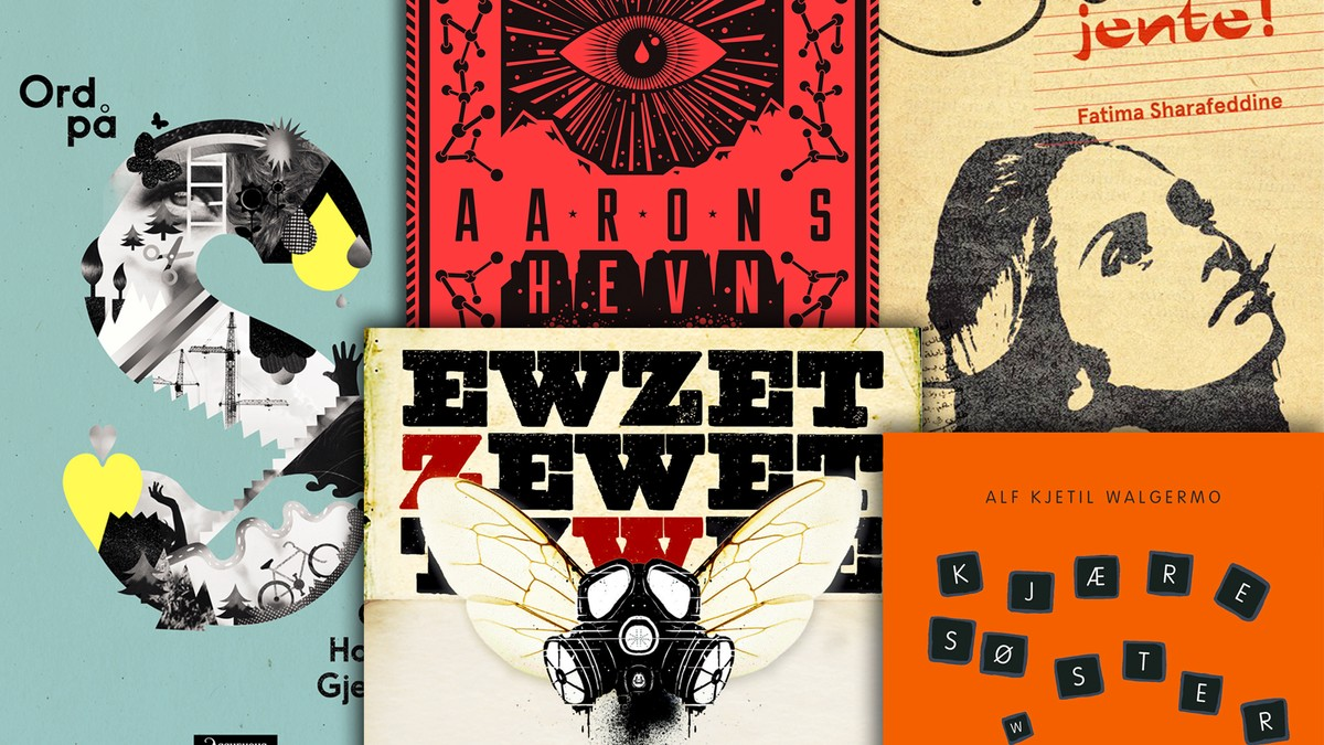 beste ungdomsbøker 2015