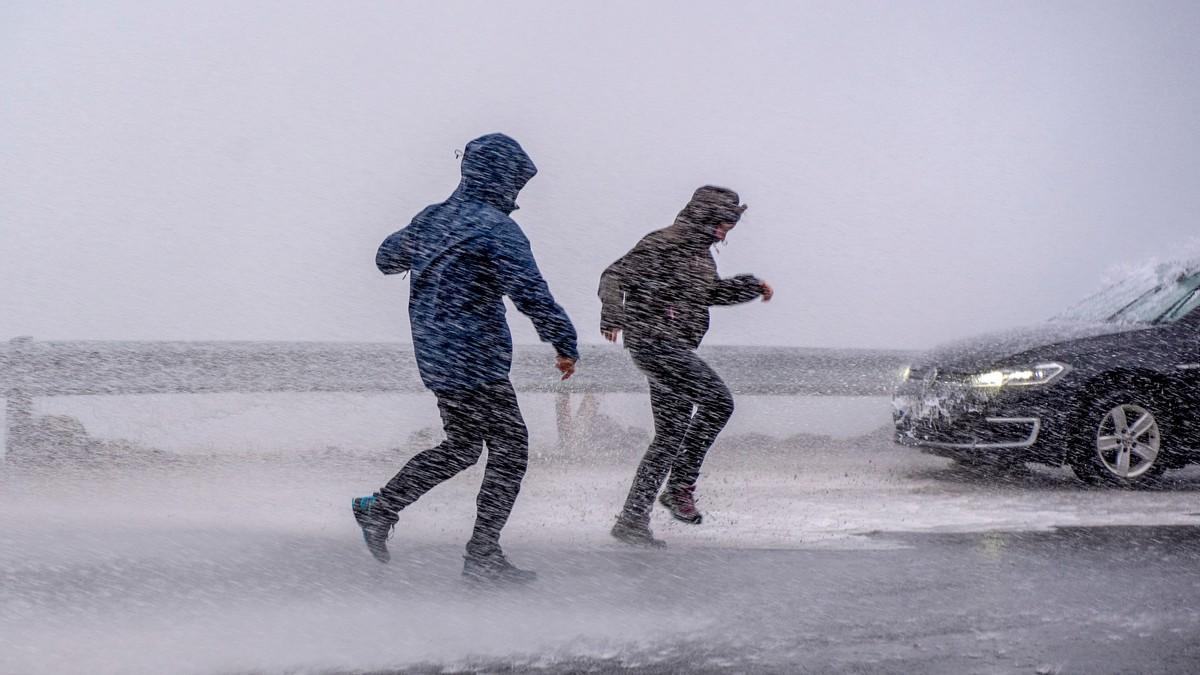 Uvær i Bodø