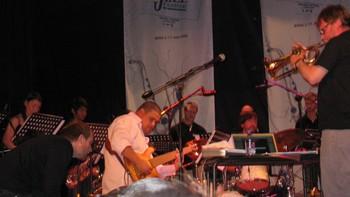 North Sea Big Band - live i Sør-Afrika