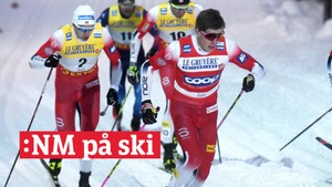 Langrenn - NM: 30 km fellesstart m. skibytte, menn