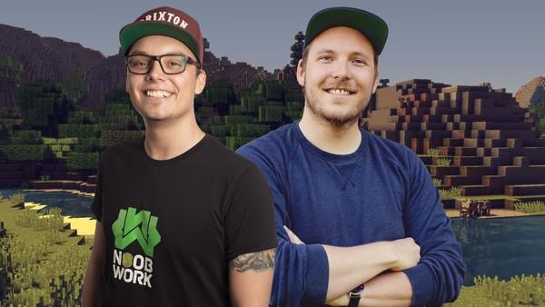 Flipp Klipp Studio har byggelag i hele Norge som i dag skal bygge landet - i Minecraft! Vil de rekke det? Bli med på 12 timers minutt for minutt-sending. Programleder: Niklas Baarli, med Noobwork som sidekick.