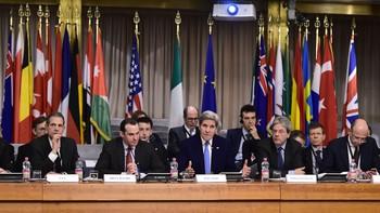 Libya-konferanse i Roma