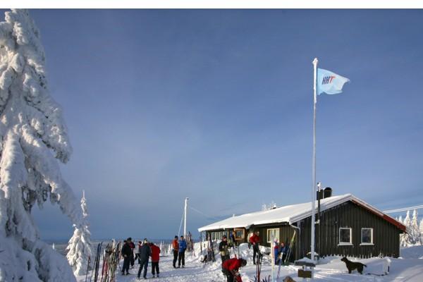 Stenfjellhytta -  Foto: Ivar Helleberg