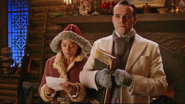 Norsk dramaserie. (12:24)Winter påstår at Julius ikke vil være julenisse mer. Det blir heldigvis Snøfallkamp som alle barna har gledet seg veldig til.