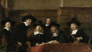 Geniet Rembrandt