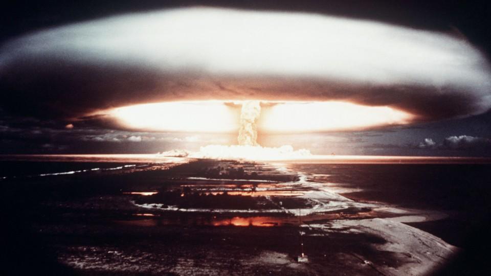 Går vi mot atomkrig?