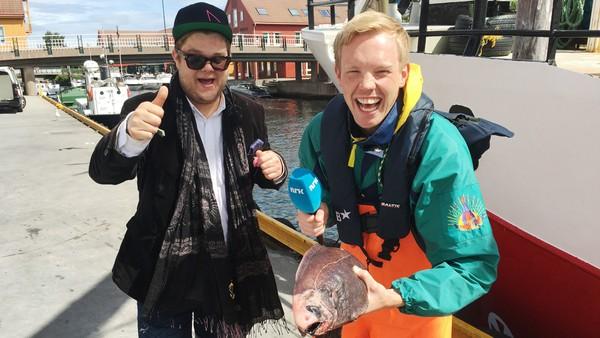 Partyfisker viste seg å være partyFIKSER