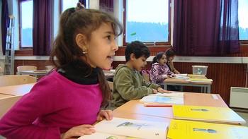 Asylsøker-barn i Steinkjer får skolegang i nedlagte Egge videregående skole.