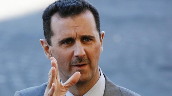 Bashar al-Assad - fem år med borgerkrig