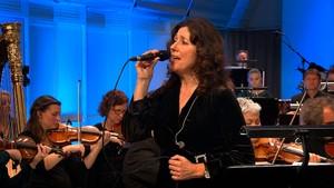 KORK - hele landets orkester: Et stille sted - Maj Britt Andersen og KORK