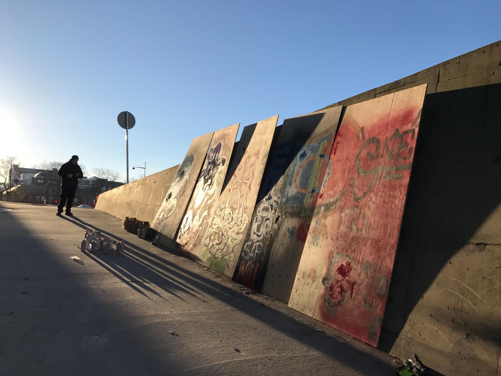Kunster Anders Sunna er også på plass i Trondheim.