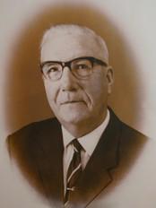 Asbjørn Søfting var ordførar i Årdal i ein periode med sterk vekst.