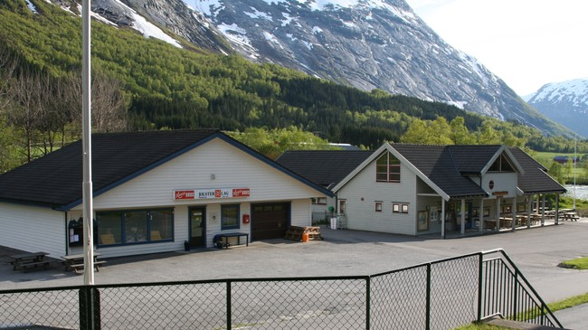 Filialen i Stardalen før nedlegginga i 2007. Foto: Ottar Starheim, NRK.