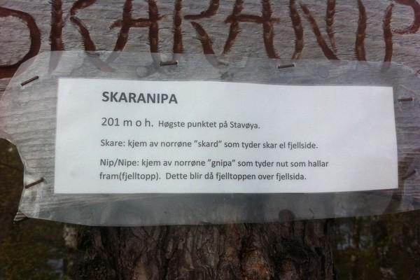 Skaranipa -  Foto: Astrid B Eliassen
