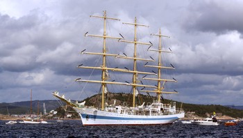 Tall Ships Races over