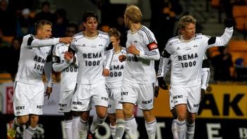 Lillestrøm - RBK på Åråsen 01.04.2012
