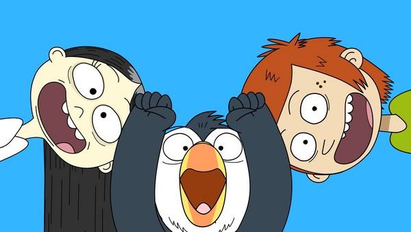 Kanadisk animasjonsserie om Kriss, som har ønske-oppfyllende evner, og vennene Akiko og Lunde. Når noen sier at jeg ønsker meg, får dette uante følger.