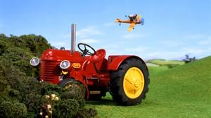 Den lille røde traktoren