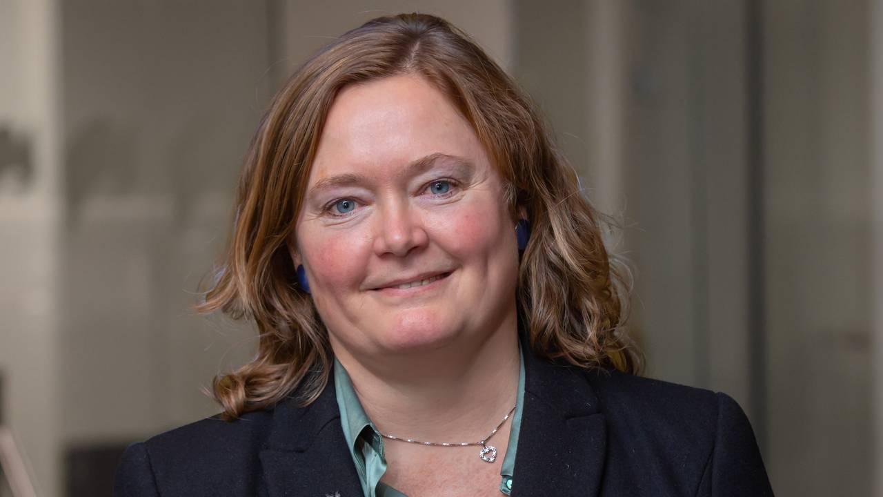 Anne Haabeth Rygg fra Høyre.