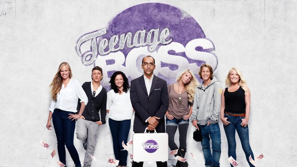 Teenage Boss Show 58