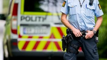 Politi, illustrasjonsfoto