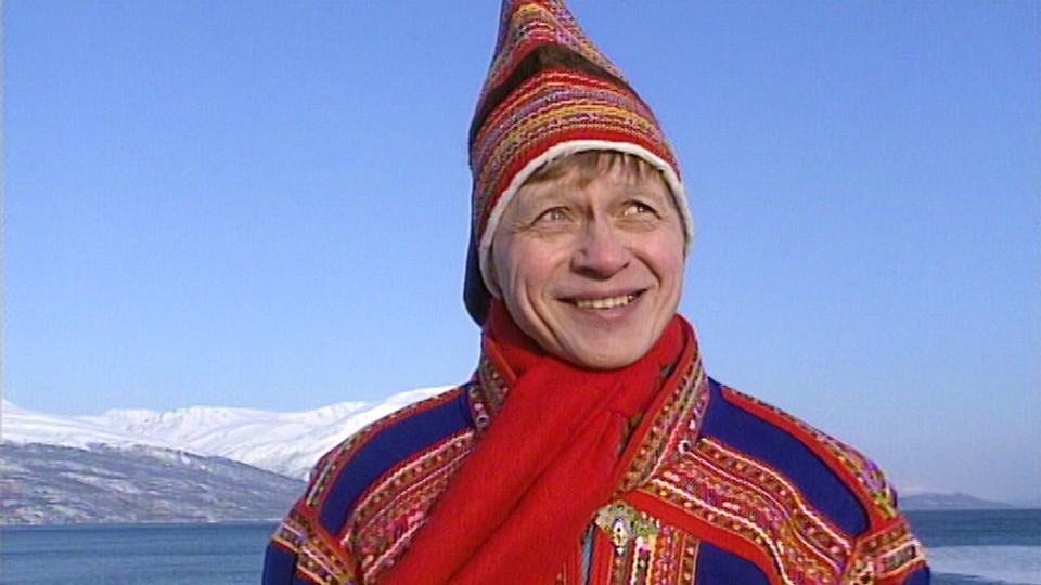 Solen, min far Nils Aslak Valkeapää