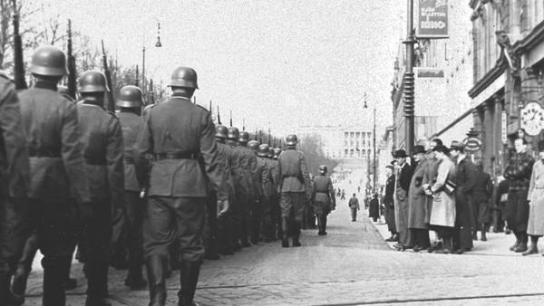 Tenk om Tyskland hadde vunnet 2. verdenskrig