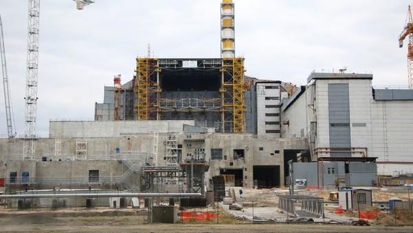 Ein ny katastrofe truar Tsjernobyl