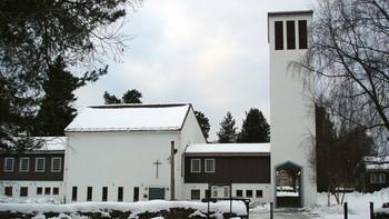 Heimdal kirke