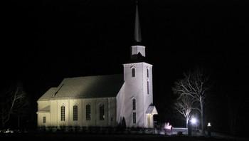 Heggstad kirke, Sandvollan