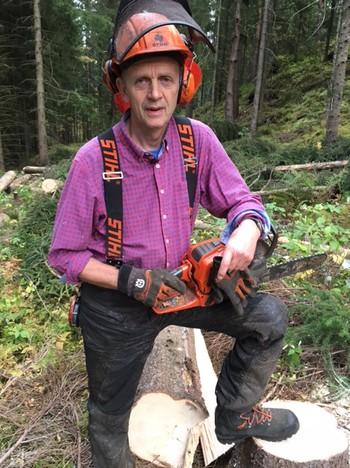 Skogeier Jens Nikolai Jensen, Malvik