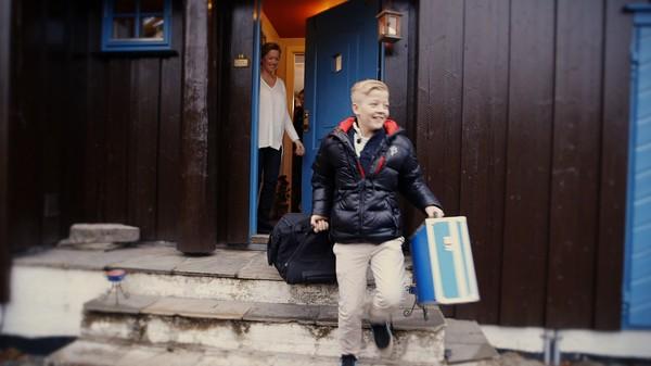 Norsk reality om barn som får prøve livet til et annet barn.