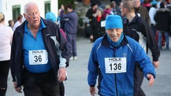 Kjell Arne Brunstad og Harald Renning