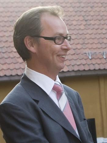 Ambassadør John Petter Opdahl