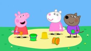 Peppa Gris: 33. episode