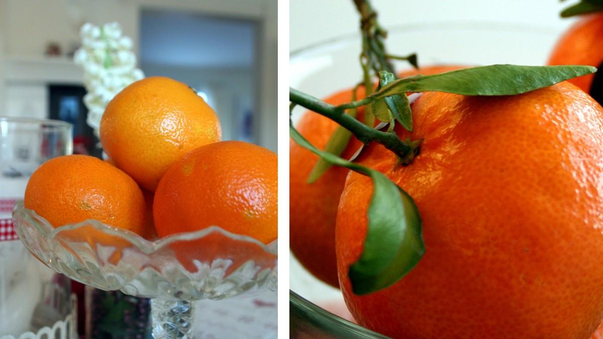 mandarin klementin