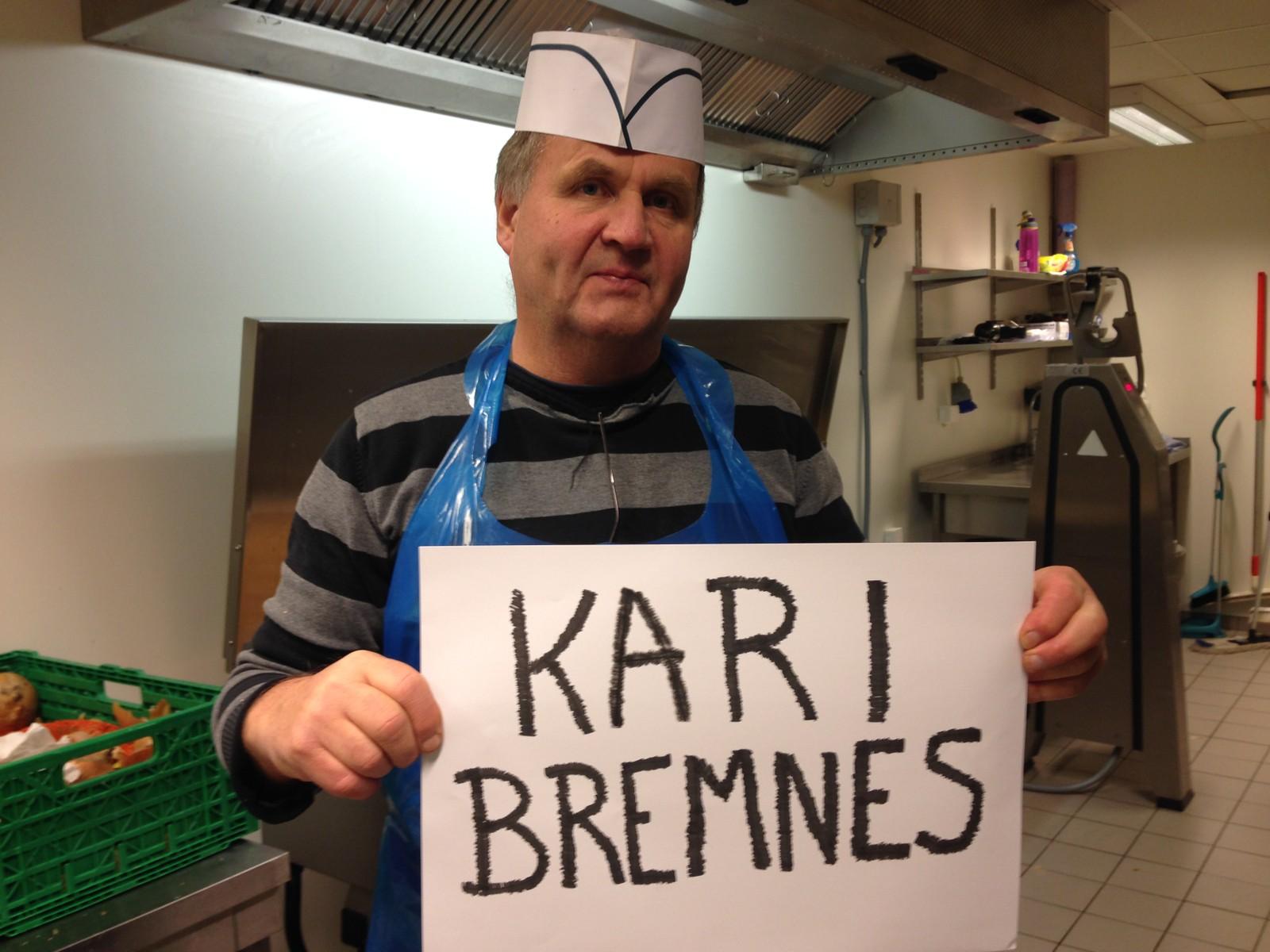 Ulf Krane, Kranes Kjøkken.