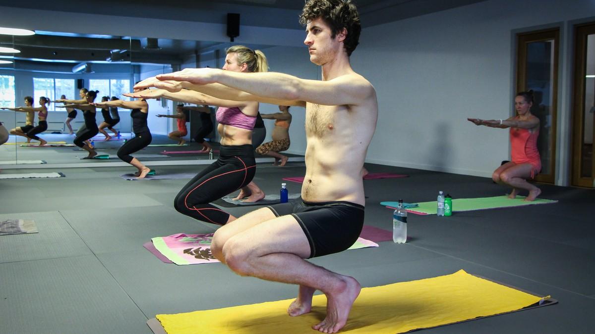 yoga i norge