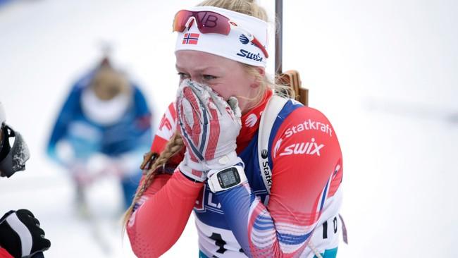 Sesongstart skiskyting 2016 på Sjusjøen.