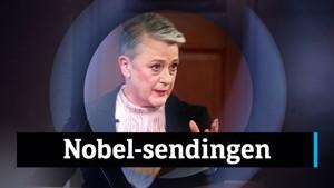 Nyheter: 5. okt · Nobels Fredspris kunngjøring 2018
