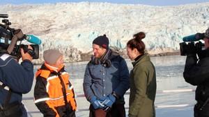 Brenner & Babel på Svalbard