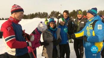 Flere av IOC-toppene sier nå rett ut at de håper Norge snart sender en ny OL-søknad, med Lillehammer som søkerby. Reporter: Arne Sørensen.