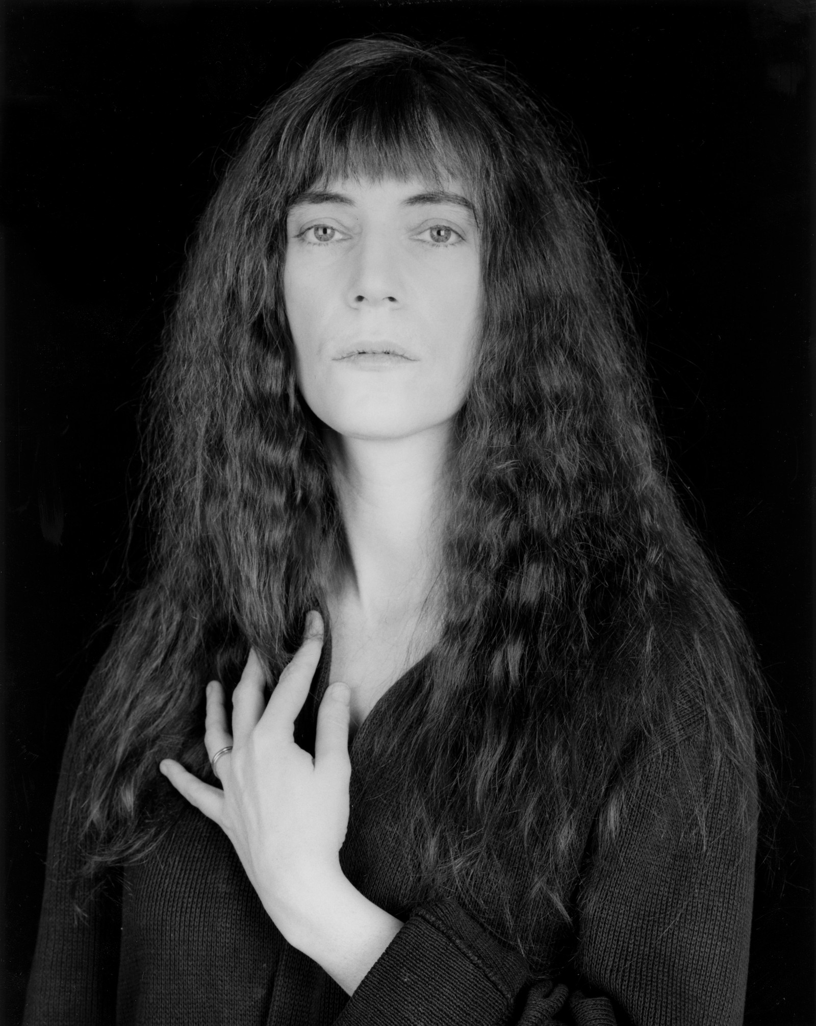 Mapplethorpe: Patti Smith, 1986