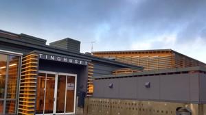 Nå · NRK: Direkte fra sykehus-saken i Inntrøndelag tingrett