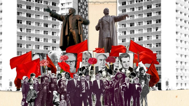 Det er 20 år siden Sovjetunionens fall
